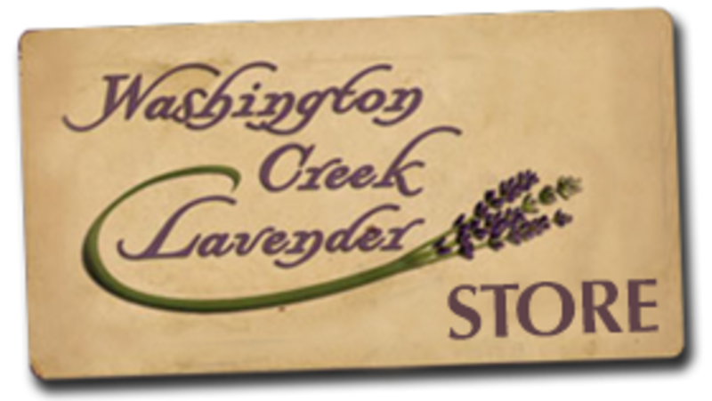 logo washington creek lavender