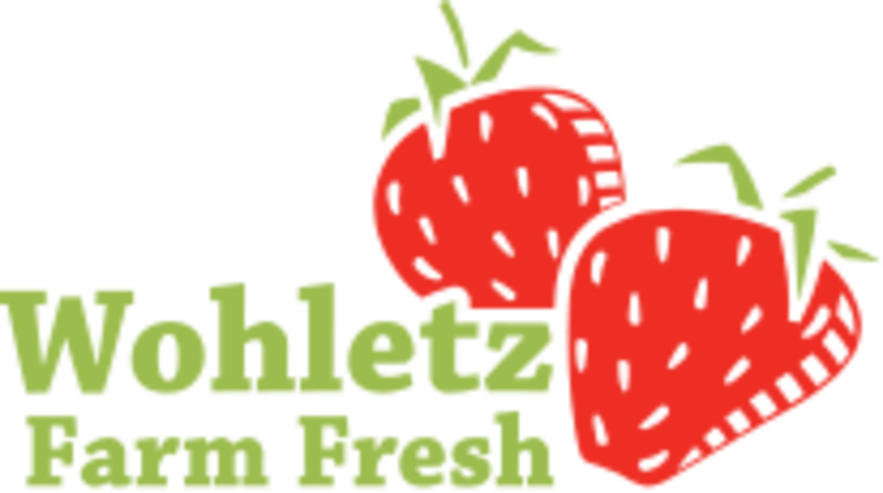 logo Wohletz Farm Fresh
