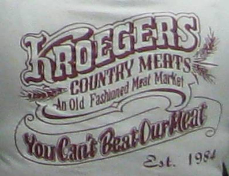 Kroeger's Country Meats logo