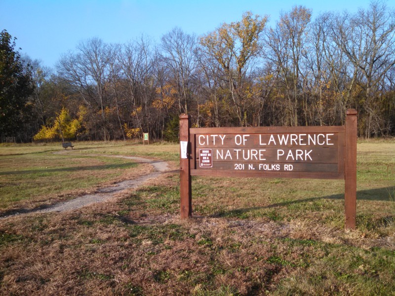 Lawrence nature park