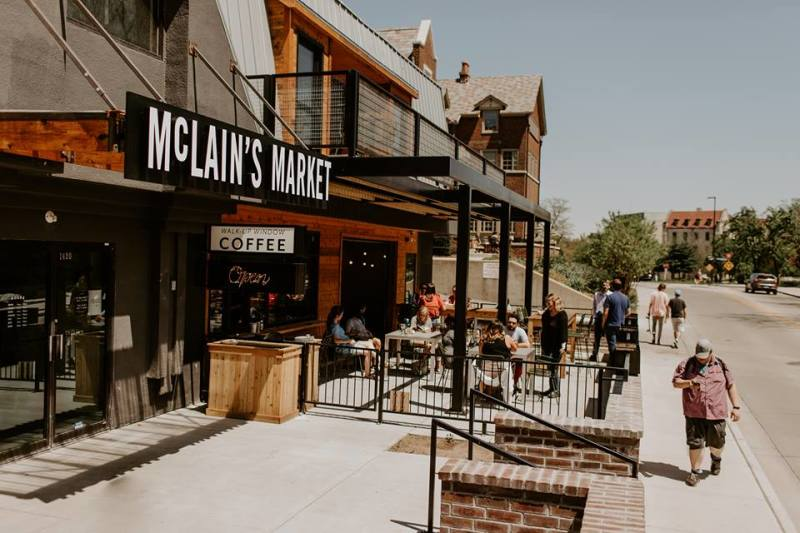 McLain's Patio