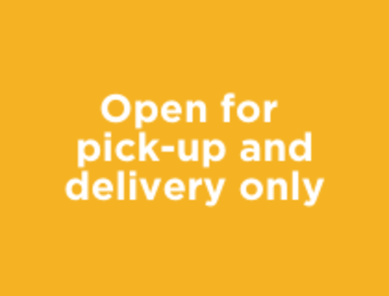 delivery & pickup