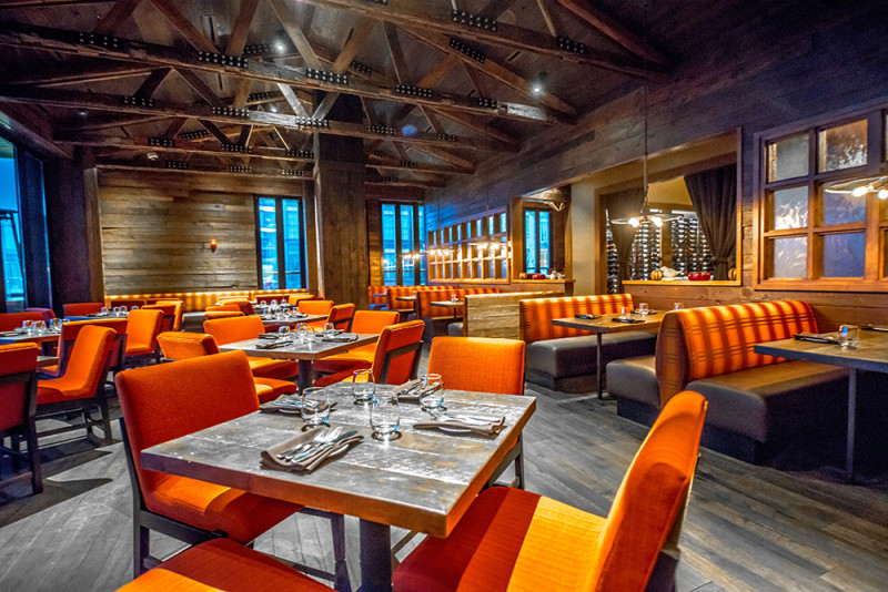 City Perch Dining Room
