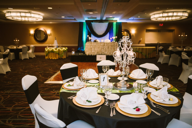 Weddings in our Ballroom
