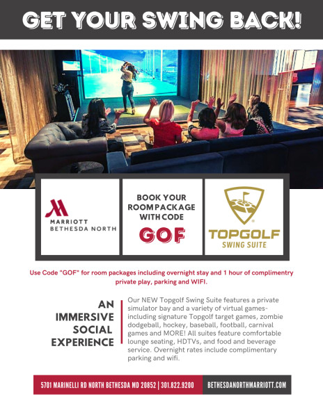Top Golf Swing Suite Promo
