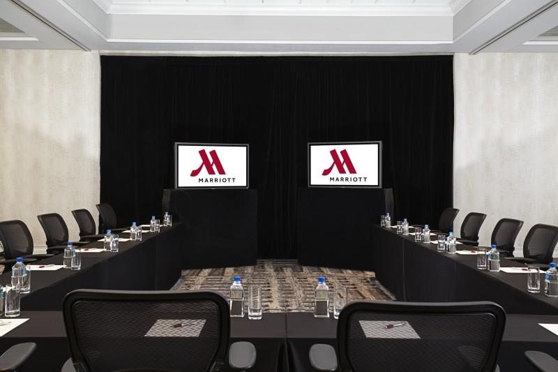 Meetings at the Bethesda Marriott