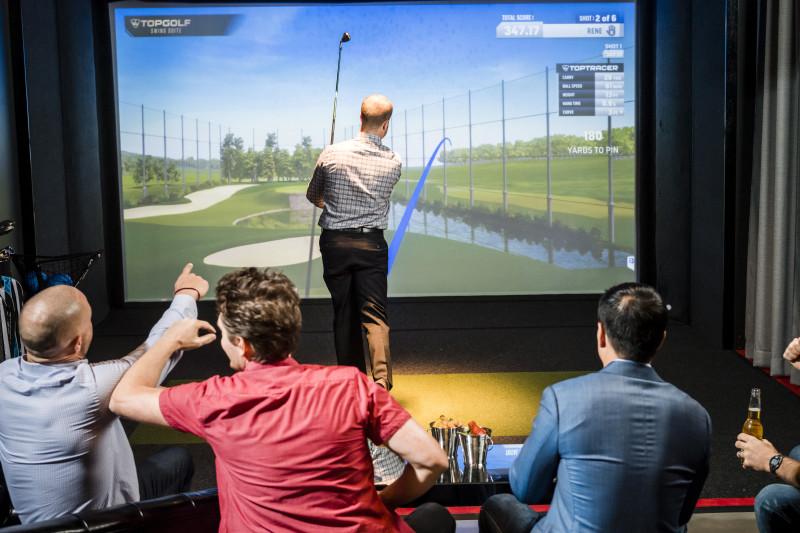 Top Golf Swing Suite