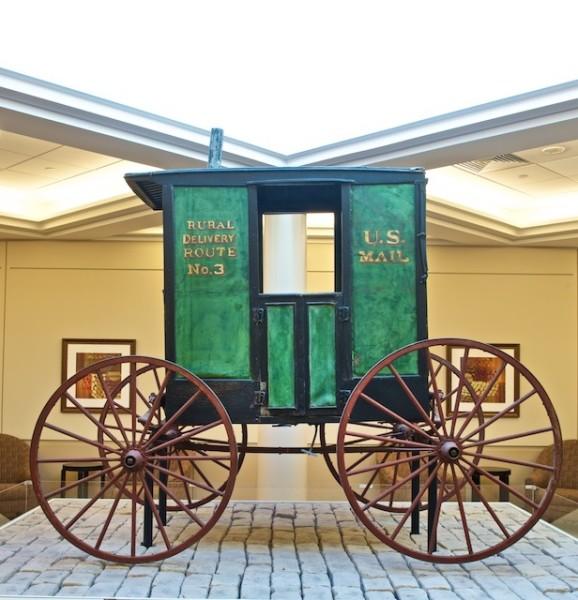 Historic Postal Property