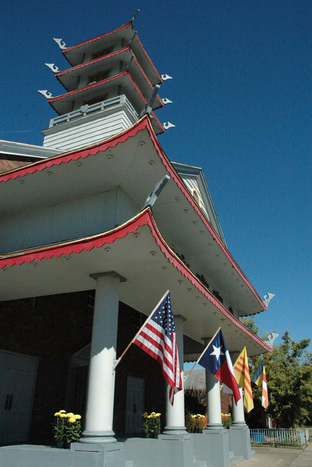 Buu Mon Buddhist Temple & Lotus Garden