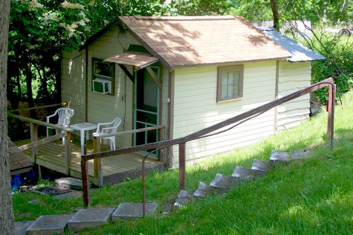 Finger Lakes Waterfall Resort Cabins