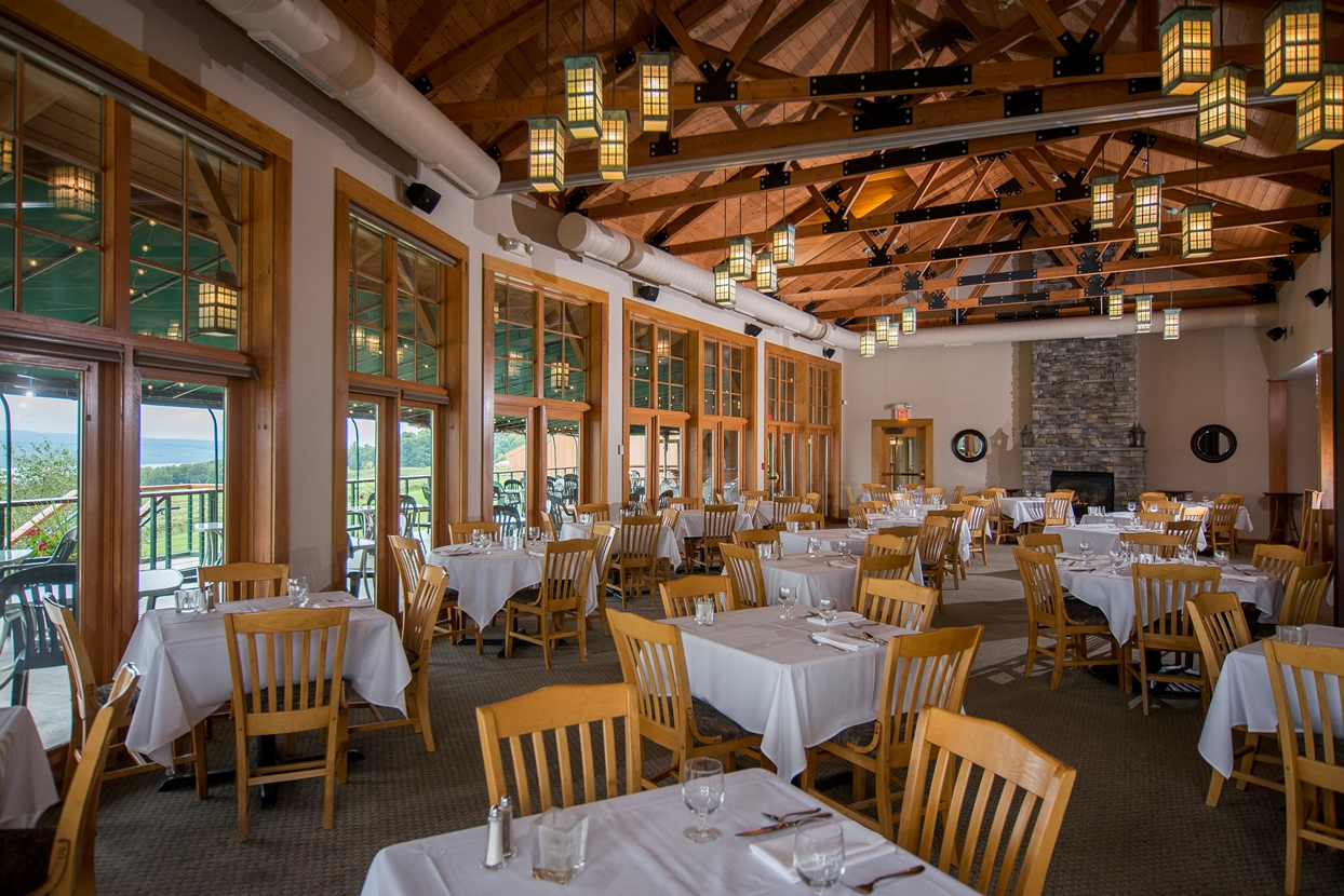 Veraisons Restaurant At The Inn At Glenora