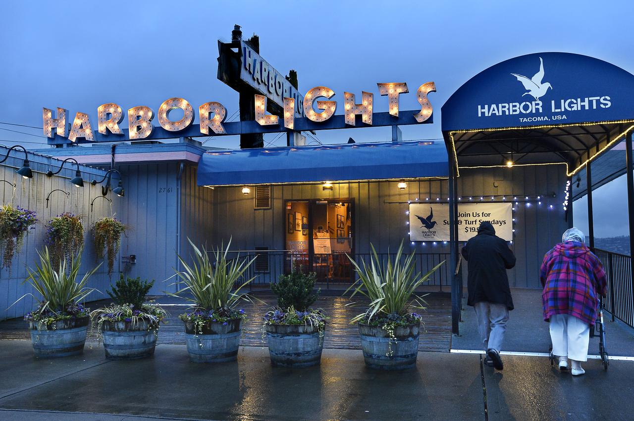 Harbor Lights Restaurant Tacoma Wa 98402