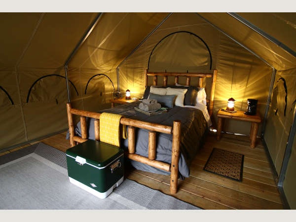 Pisgah Glamping | Asheville, NC's Official Travel Site