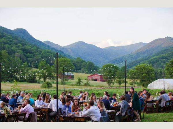 Ivy Creek Family Farm Asheville Nc S Wedding Planning Site