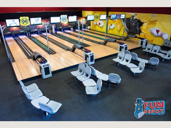 Asheville's Fun Depot | Asheville, NC's Official Travel Site