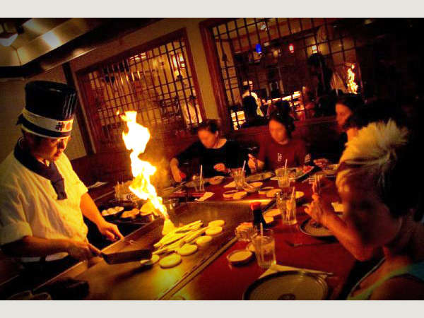 Ichiban Japanese Steakhouse | Asheville, NC's Official Travel Site