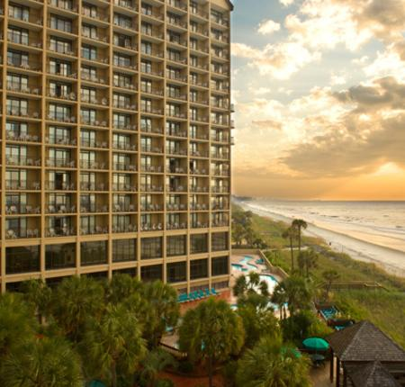 Beach Cove Resort - Oceanfront Savings for Girlfriend Getaways!