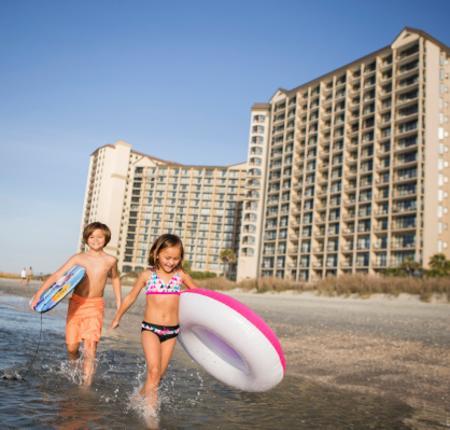 Beach Cove Resort - A Night For $1!