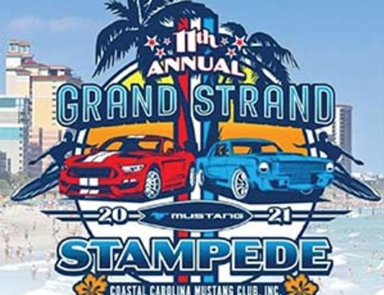 11th Annual Grand Strand Mustang Stampede