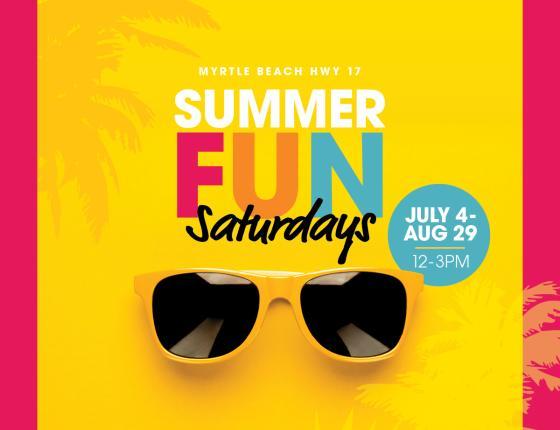 Summer Fun Saturdays