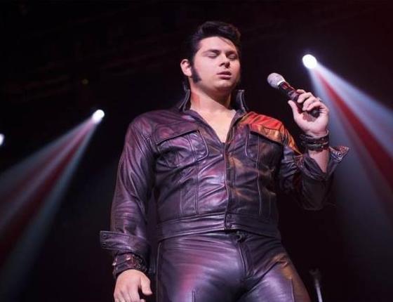 Elvis Live - Starring Alex Mitchell