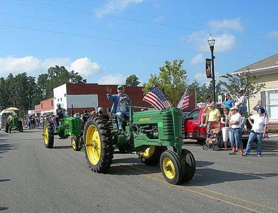 41st Annual Aynor Harvest Hoe-Down Festival
