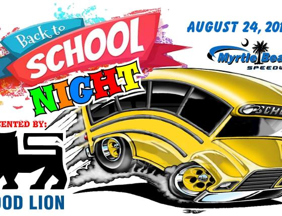 """Back to School Night"" Race Presented by Food Lion"