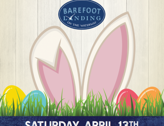 Barefoot Bunny Hop