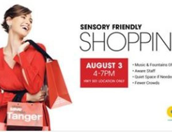 Champion Autism Network (CAN) Sensory Friendly Shopping Day