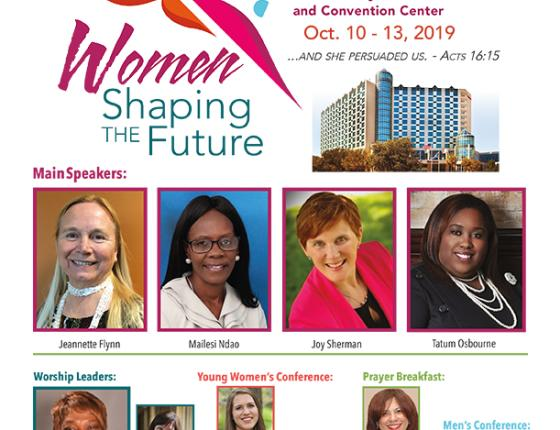 Women Shaping the Future Convention