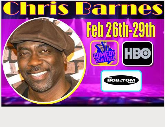 Headlining Chris Barnes