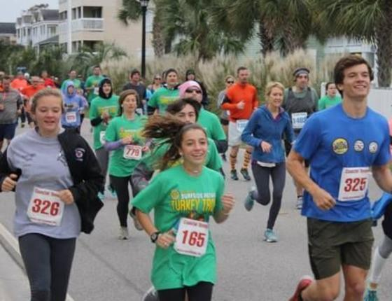 13th Annual Myrtle Beach Turkey Trot