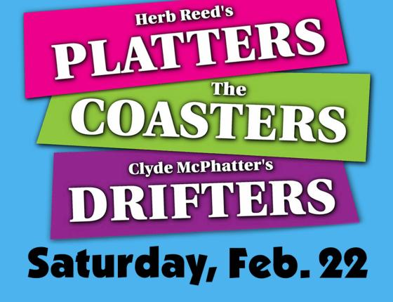 The Platter's, The Drifter's, & The Coaster's