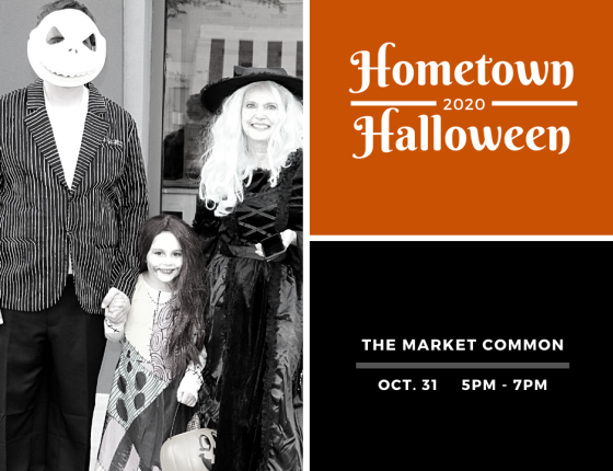 Hometown Halloween at The Market Common