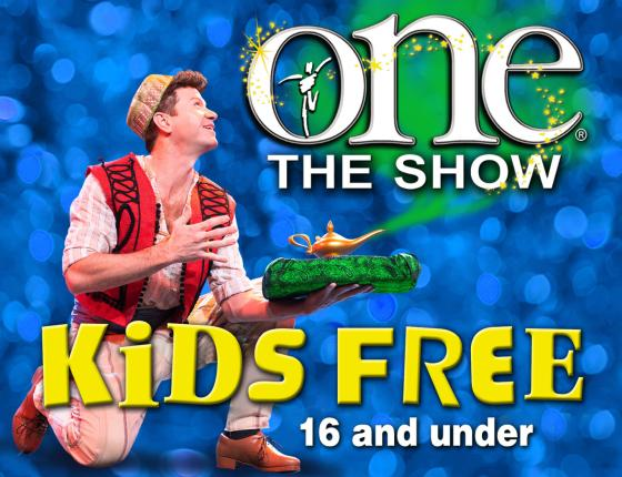 Kids are FREE at The Alabama Theatre!