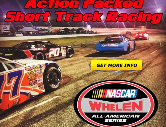 "NASCAR Whelen Local Short Track Racing Series Presents: ""Battle Back WildCard Night Race!"""
