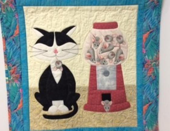 Featured Quilter: Quilts with a Sense of Humor by Jerre Reese