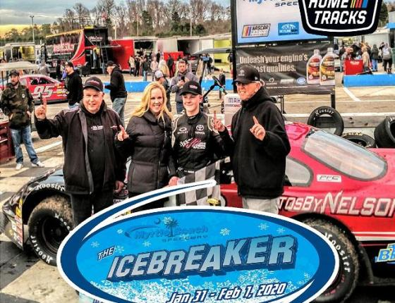 2020 Season Opener: The 5th Annual Ice Breaker Race!