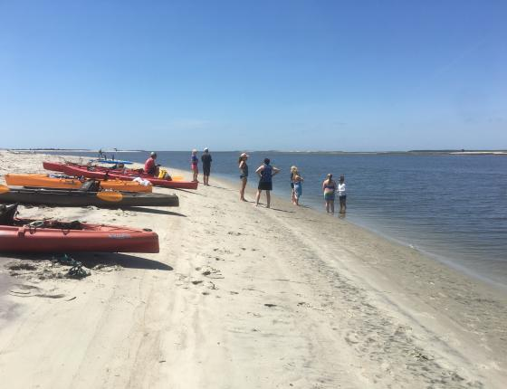 North Inlet Paddle