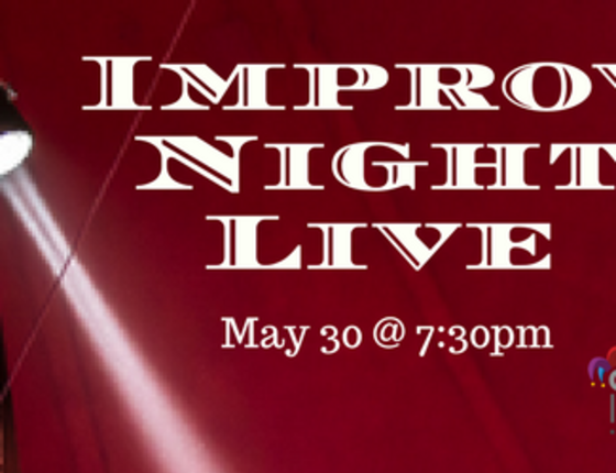 Improv Night Live (18+)