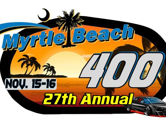 Welcome to the 27th Annual Myrtle Beach 400 Race Weekend!