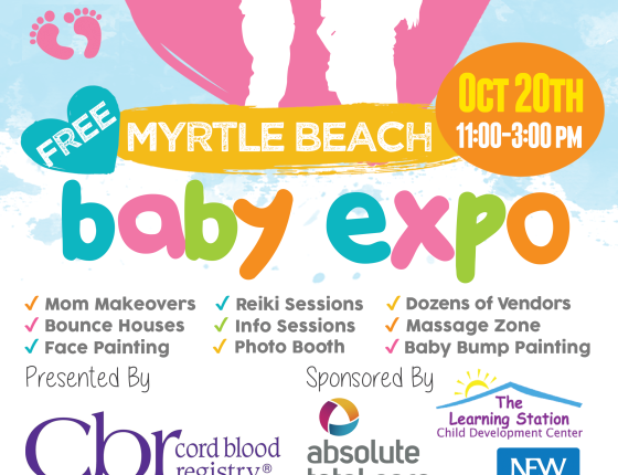 2nd Annual Myrtle Beach Baby Expo
