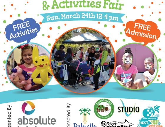 Myrtle Beach Summer Camp & Activities Fair