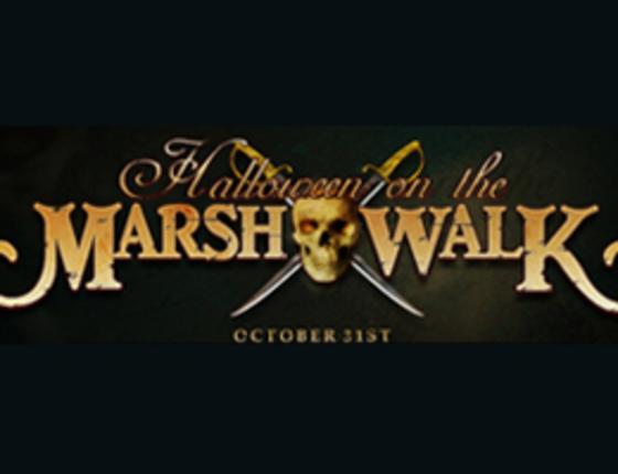 Halloween on the MarshWalk