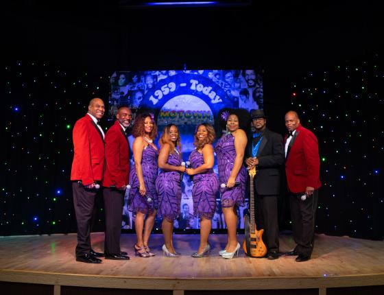 Motown Tribute Show - Motor City Musical