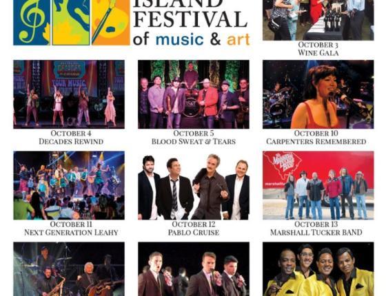 Pawleys Island Festival of Music and Art