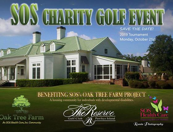 SOS Charity Golf Event Benefitting Children and Adults with Autism and Intellectual Disabilities