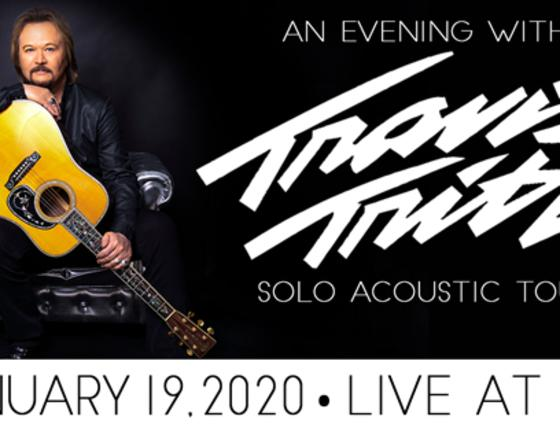 An Evening with Travis Tritt: Solo Acoustic Tour