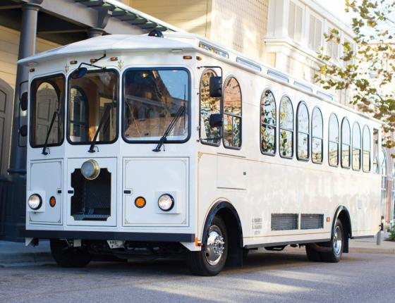 Myrtle Beach History, Movies & Music Trolley Tour