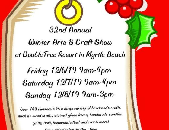 32nd Winter Arts & Craft Show